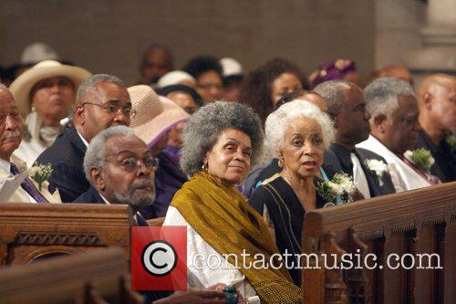 Amiri Baraka, Sonia Sanchez and Ruby Dee