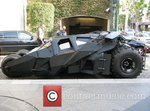Batmobile, The Dark Knight Rises