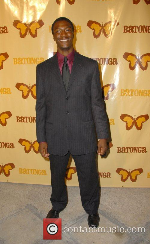 Attends the Batonga Foundation Fall 2008 Fundraiser at...
