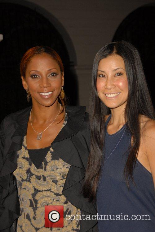 Holly Robinson Peete, Lisa Ling
