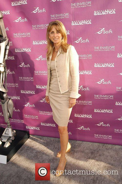 Bonnie Hammer (President of USA Network and Sci...