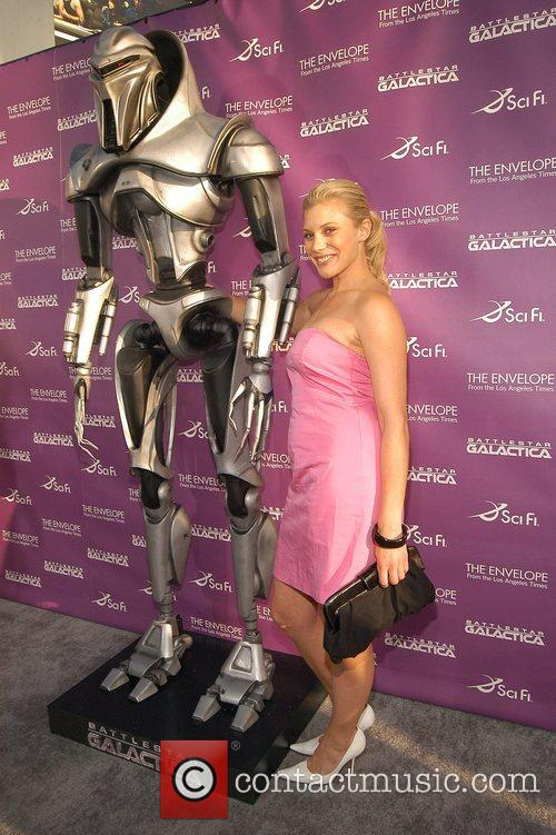 Katee Sackhoff Academy of Television Arts and Sciences...
