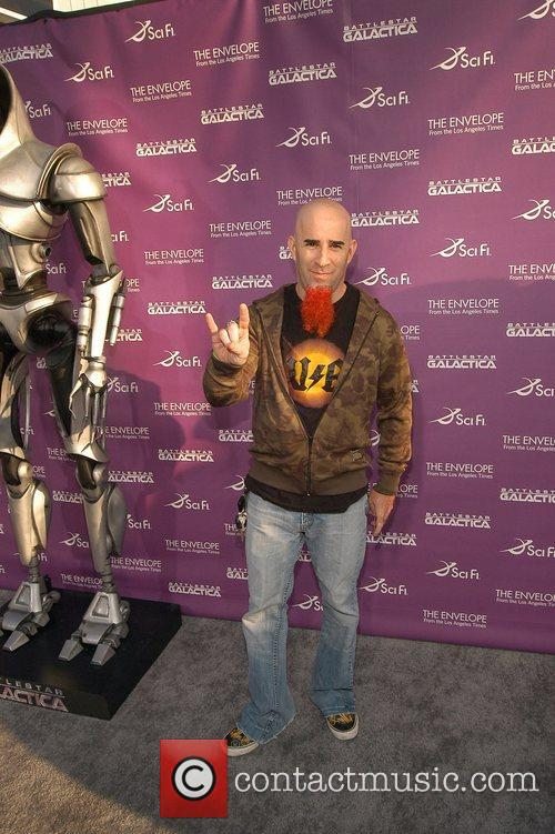 Scott Ian Academy of Television Arts and Sciences...
