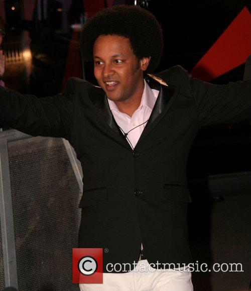 Mohamed Mohamed Big Brother 9 launch night from...