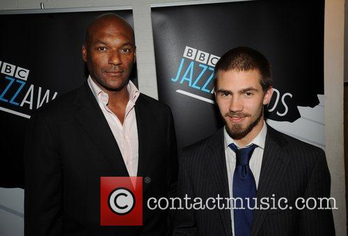 Colin Salmon and Kit Downes  at the...