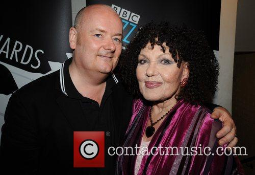 Ian Shaw and Dame Cleo Lane at the...