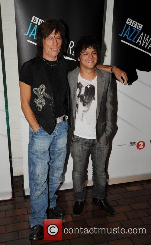 Jeff Beck and Jamie Cullum at the BBC...