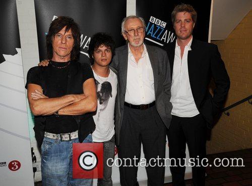 Jeff Beck, Jamie Cullum, Alan Bates and Kyle Eastwood
