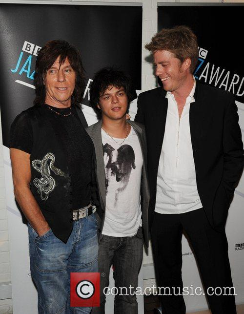 Jeff Beck, Jamie Cullum and Kyle Eastwood 7