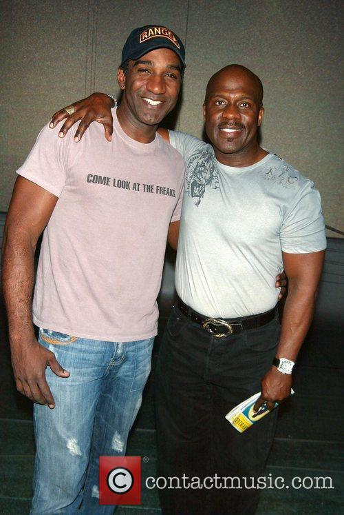 Norm Lewis (King Triton) and BeBe Winans Gospel...