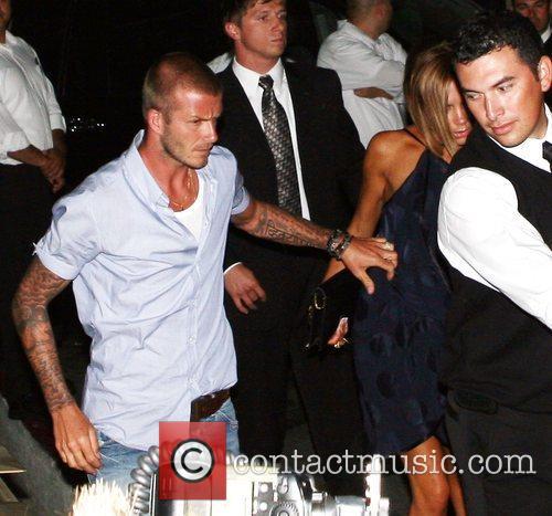 David Beckham and Victoria Beckham 21