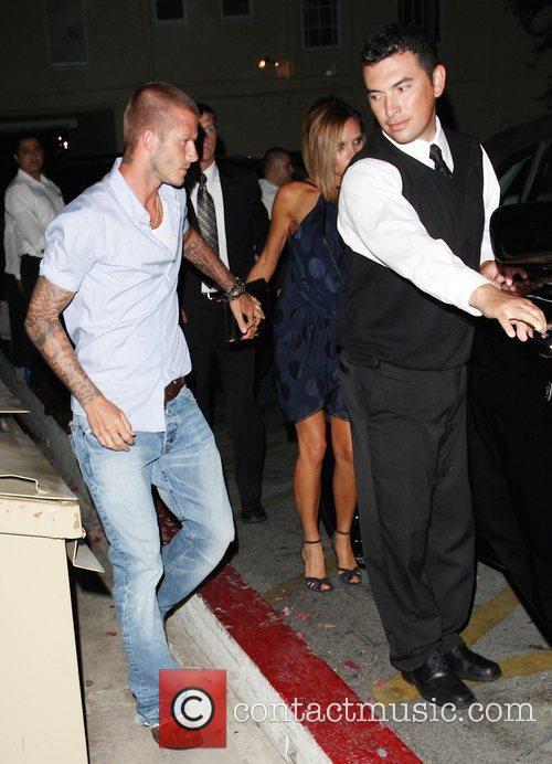 David Beckham and Victoria Beckham 13