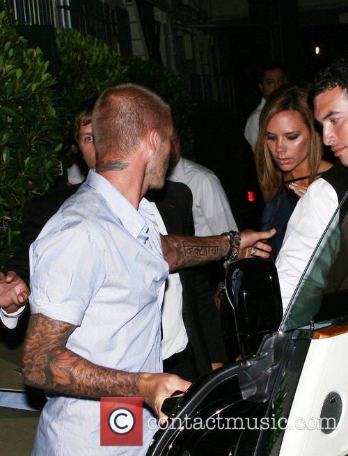 David Beckham and Victoria Beckham 25