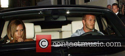 David Beckham and Victoria Beckham 30