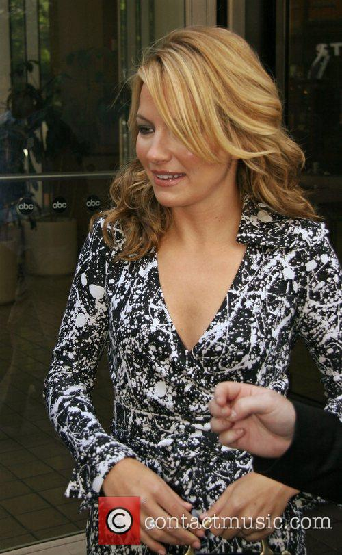 Becki Newton and Abc Studios 1