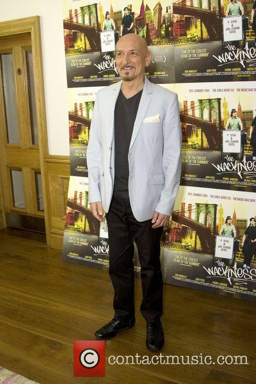 Attends a screening of his latest movie 'The...