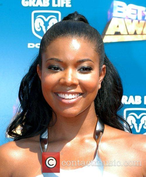 Gabrielle Union BET Awards 2008 at the Shrine...