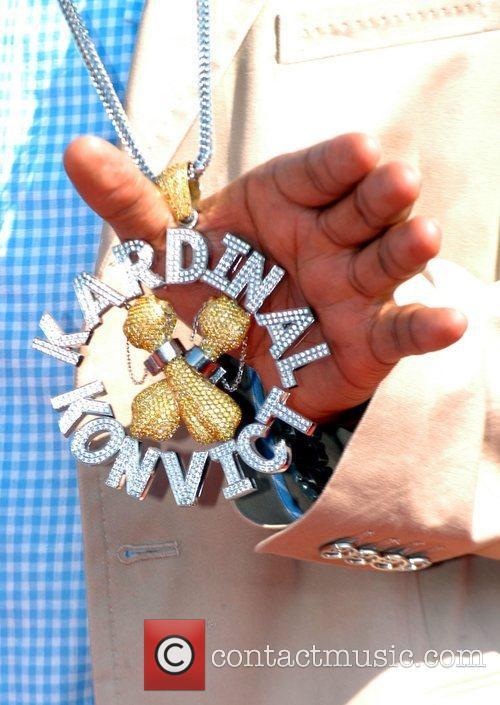 Kardinal Konvict BET Awards 2008 at the Shrine...