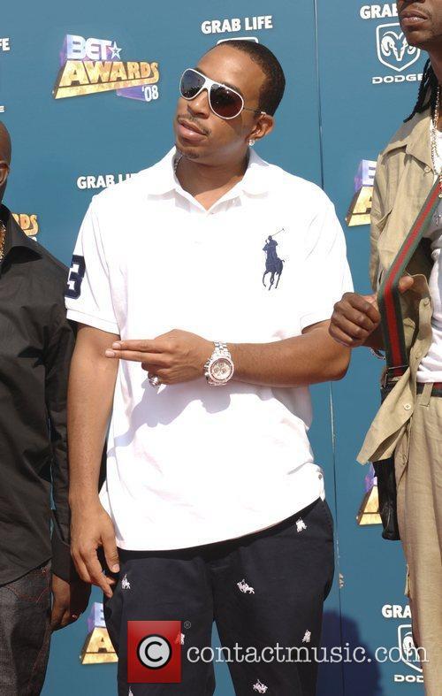 Ludacris  BET Awards 2008 at the Shrine...