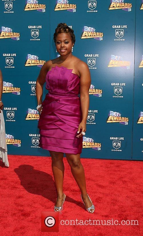 Chrisette Michelle BET Awards 2008 at the Shrine...