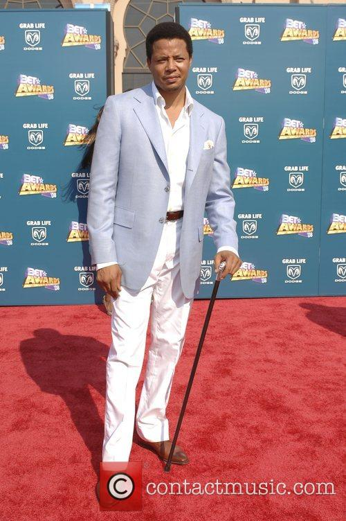 Terrence Howard,  BET Awards 2008 at the...