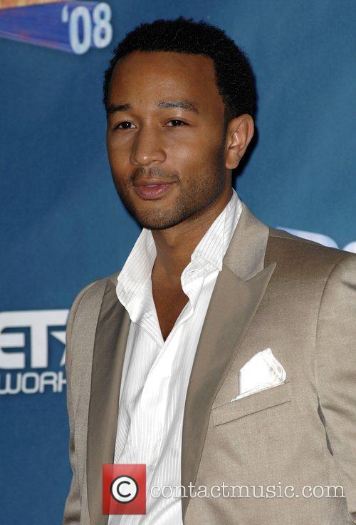John Legend BET Awards 2008 at the Shrine...