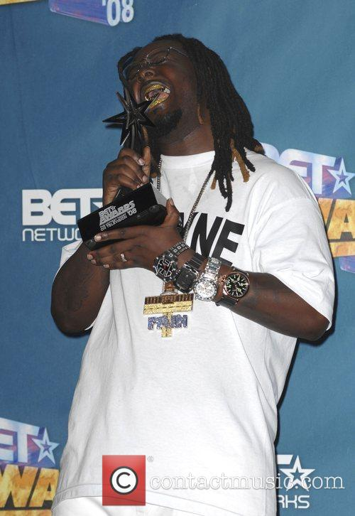 T-Wayne BET Awards 2008 at the Shrine Auditorium...