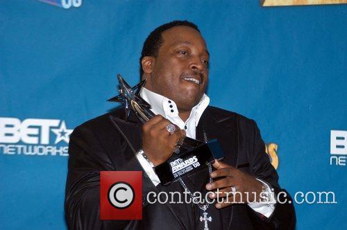 Marvin Sapp BET Awards 2008 at the Shrine...