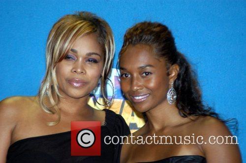 Tionne Watkins aka T-Boz and Rozonda Thomas aka...