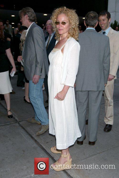 Amy Irving Opening night of 'The Marriage of...