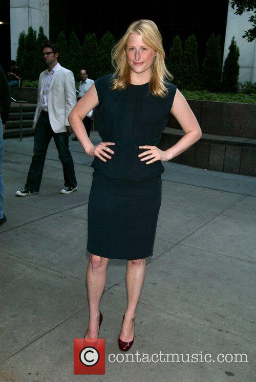 Mamie Gummer Opening night of 'The Marriage of...