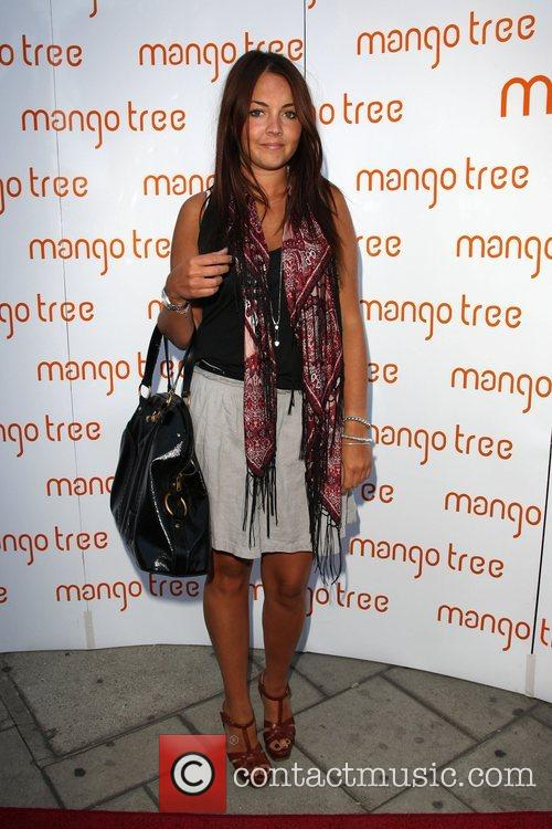 Lacey Turner An evening with Beverley Knight charity...