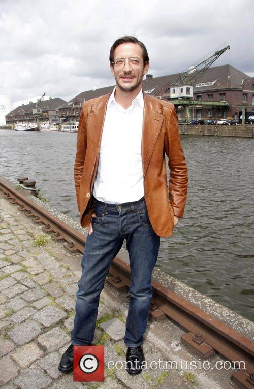 Hugo by Hugo Boss Fashion Show at Westhafen