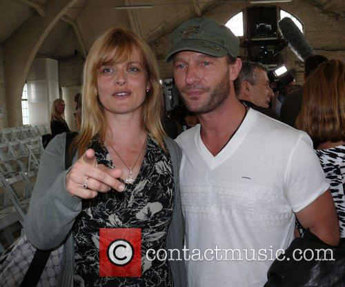 Nastassja Kinski and Thomas Kretschmann