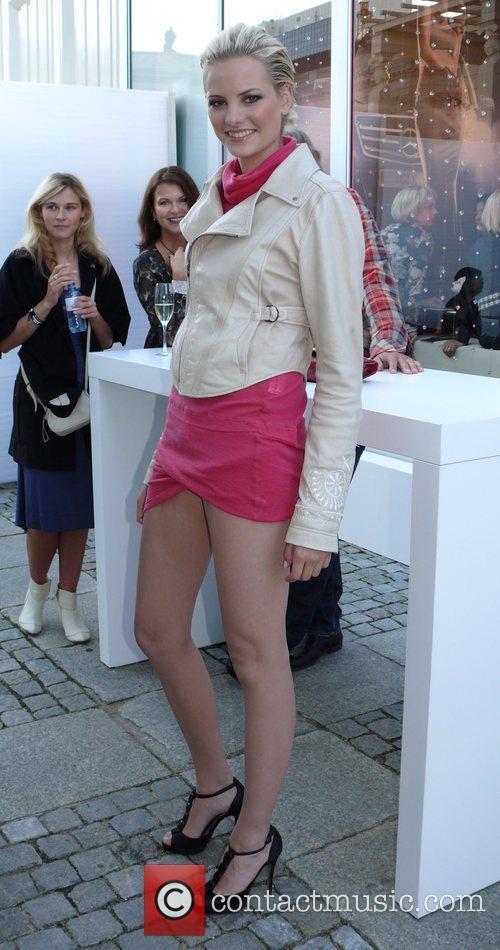 Jennifer Hof (Germany's Next Topmodel contestant) Vivienne Westwood...