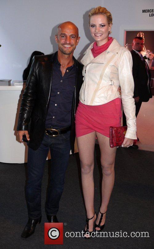 Jennifer Hof (Germany's Next Topmodel contestant), Peyman Amin...