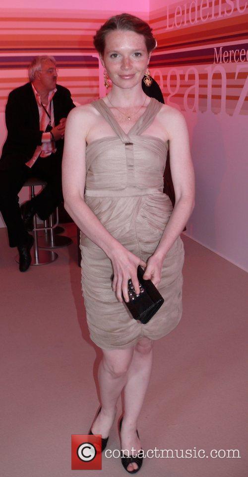 Karoline Herfurth Vivienne Westwood Fashion Show 'Anglomania' at...