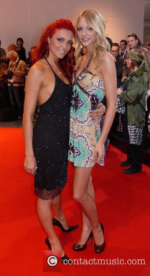 Kerstin Merlin, Bianca Schumacher Vivienne Westwood Fashion Show...