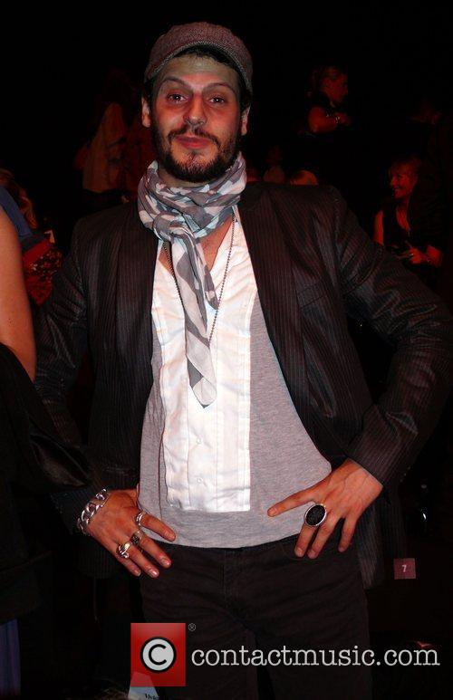 Manuel Cortez Vivienne Westwood Fashion Show 'Anglomania' at...
