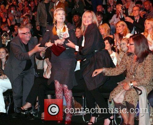 Vivienne Westwood, Kim Cattrall Vivienne Westwood Fashion Show...