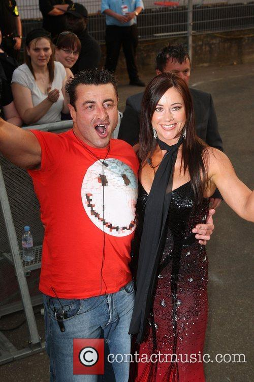 Mario, Lisa Big Brother 9 launch night from...