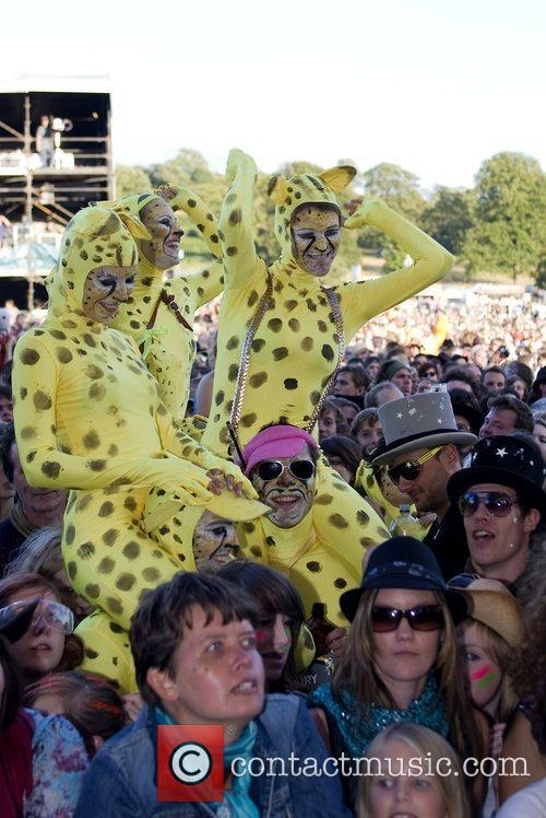 Fans gear up for The Mighty Boosh The...