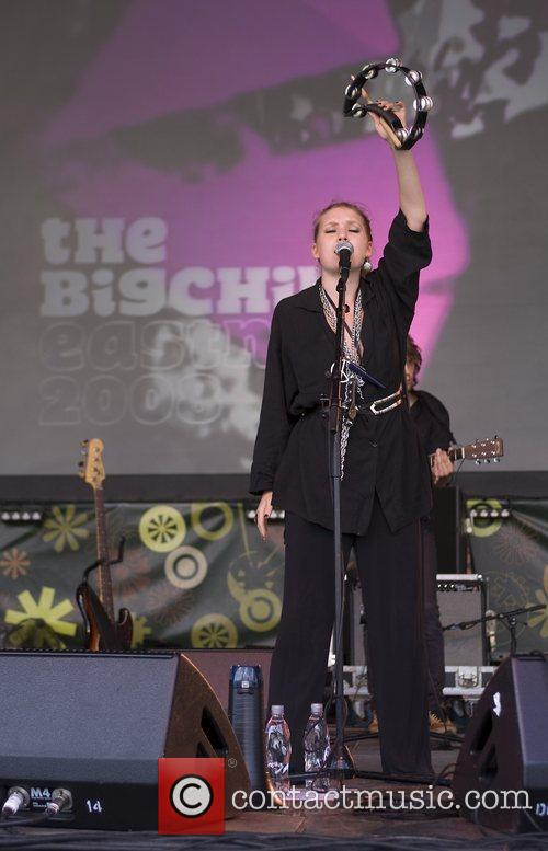 Lykke Li and The Big Chill 1