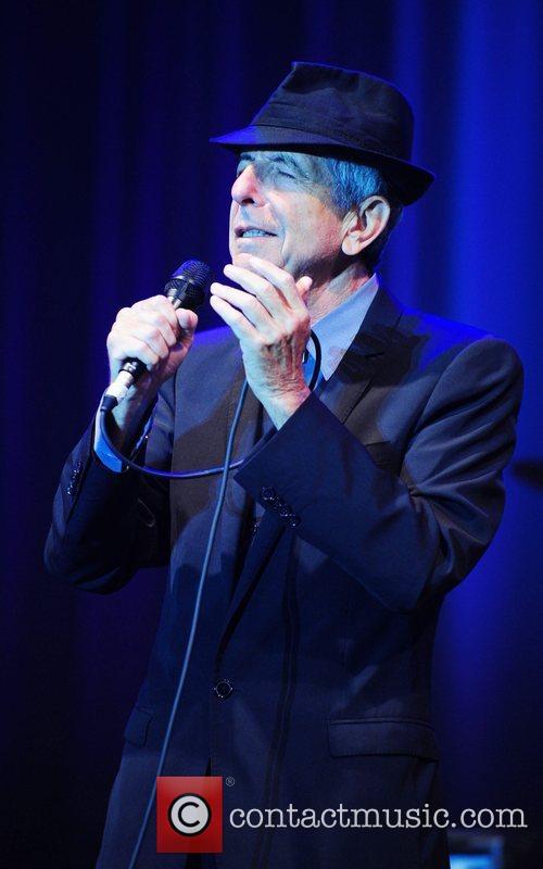 Leonard Cohen The Big Chill Festival - Day...
