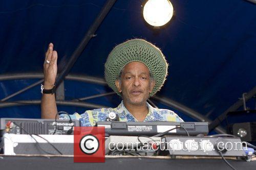Legendary reggae DJ and BBC 6 Music presenter...