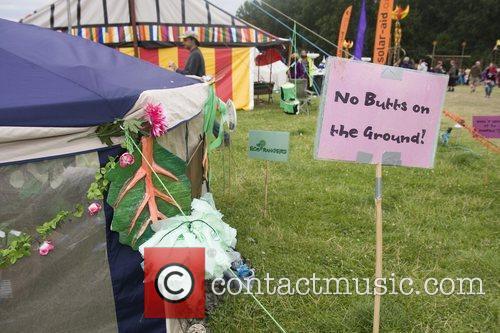 The Big Chill Festival - Day 2 Hertfordshire,...