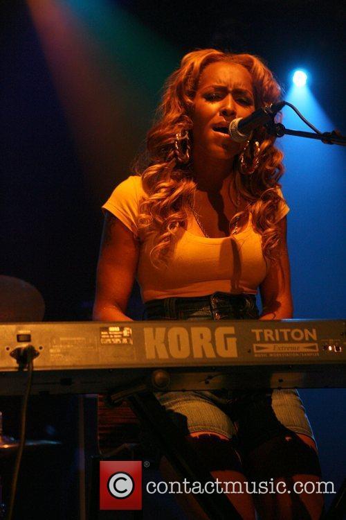 Performing at the Highline Ballroom