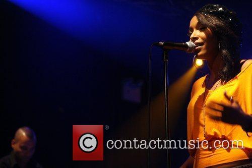 Black Buddafly performing at the Highline Ballroom New...