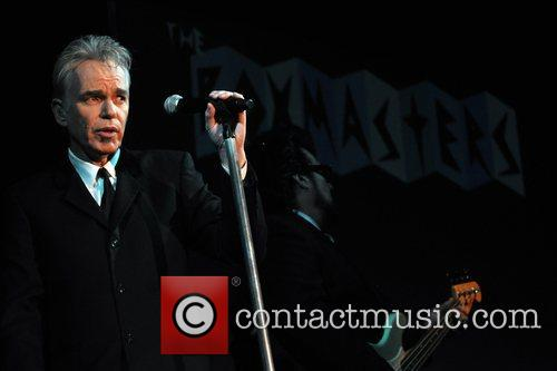 Billy Bob Thornton and the Boxmasters  perform...