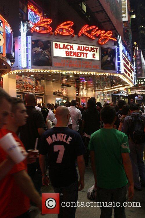 Atmosphere  2008 Black August Benefit Concert at...